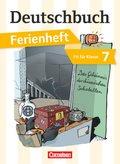 Deutschbuch Gymnasium, Ferienheft: Fit für Klasse 7 - Das Geheimnis der chinesischen Schatullen