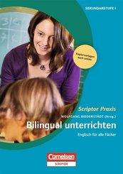 Bilingual unterrichten