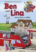 Ben und Lina fahren Bahn in NRW