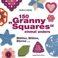 "150 ""Granny Squares"" einmal anders"
