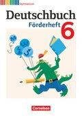 Deutschbuch Gymnasium, Fördermaterial: 6. Schuljahr, Förderheft