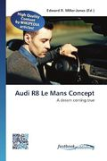 Audi R8 Le Mans Concept