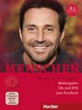 Menschen - Deutsch als Fremdsprache: Medienpaket, 2 Audio-CDs + 1 DVD (zum Kursbuch); Bd.A2