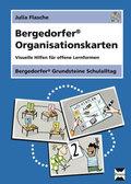 Bergedorfer Organisationskarten - Grundschule, m. CD-ROM