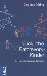 Glückliche Patchwork-Kinder