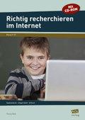 Richtig recherchieren im Internet, m. CD-ROM