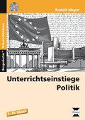 Unterrichtseinstiege Politik, m. CD-ROM