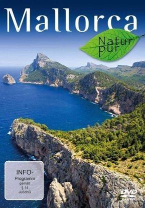 Mallorca - Natur pur, 1 DVD