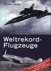 Weltrekordflugzeuge