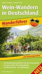 PublicPress Wanderführer Wein-Wandern in Deutschland