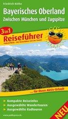 3in1-Reiseführer Bayerisches Oberland - Zwischen München und Zugspitze