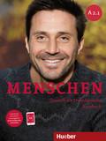 Menschen - Deutsch als Fremdsprache: Kursbuch, m. DVD-ROM; .A2/1