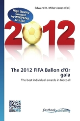 The 2012 FIFA Ballon d'Or gala