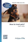 How to treat pets?
