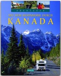 Abenteuer Mit dem Wohnmobil durch Kanada
