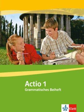 Actio: Grammatisches Beiheft; Bd.1
