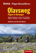terra PilgerReiseführer Olavsweg - Pilgern in Norwegen