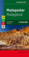 Freytag & Berndt Autokarte Madagaskar; Madagascar