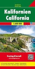 Freytag & Berndt Autokarte Kalifornien; California