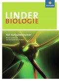 Linder Biologie SII (23. Auflage): Abi-Aufgabentrainer