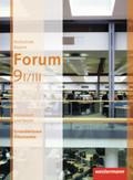 Forum, Realschule Bayern 2012: 9. Jahrgangsstufe, Wirtschaft und Recht, Schülerband Wahlpflichtfächergruppe I/IIIa/IIIb