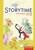 Storytime, Ausgabe 2013: 1./2. Jahrgangsstufe, Activity Book