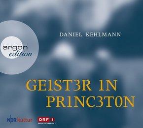 Geister in Princeton, 1 Audio-CD