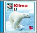 Klima, 1 Audio-CD - Was ist was Hörspiele