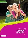 Camden Market, Ausgabe 2013: Workbook, m. Audio-CD; Bd.1