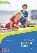 Camden Town, Allgemeine Ausgabe 2012 für Gymnasien: Workbook, m. Audio-CD; Bd.2