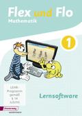 Flex und Flo, Ausgabe 2014: Lernsoftware 1, CD-ROM