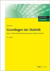 Grundlagen der Statistik: Wahrscheinlichkeitsrechnung und induktive Statistik