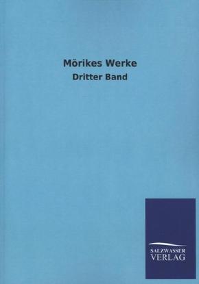 Mörikes Werke - Bd.3