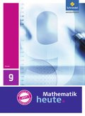 Mathematik heute, Ausgabe 2011 Hessen: 9. Klasse, Schülerband