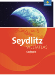 Seydlitz Weltatlas (2013): Sachsen
