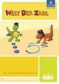 Welt der Zahl - Inklusionsmaterialien: Erstes Rechnen bis 6; H.A3