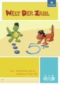 Welt der Zahl - Inklusionsmaterialien: Rechnen bis 6 / Zahlen 7 bis 10; H.A4
