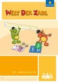 Welt der Zahl - Inklusionsmaterialien: Zahlen bis 20; H.B2