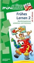 miniLÜK: Frühes Lernen - Tl.2