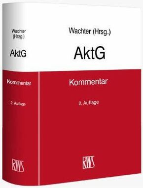 AktG, Kommentar zum Aktiengesetz