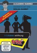 Angreifen mit dem Wolga-Gambit, englische Ausgabe, DVD-ROM - Tl.1