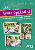 Sport-Spektakel, m. CD