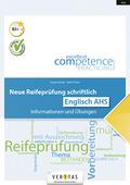 Neue Reifeprüfung schriftlich - Englisch AHS
