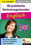30 praktische Vertretungsstunden Englisch