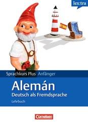 lex:tra Deutsch als Fremdsprache - Sprachkurs Plus: Anfänger: Alemán, m. 2 Audio-CDs (Ausgangssprache Spanisch)