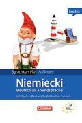 lex:tra Deutsch als Fremdsprache - Sprachkurs Plus: Anfänger: Niemecki, m. 2 Audio-CDs (Ausgangssprache Polnisch)