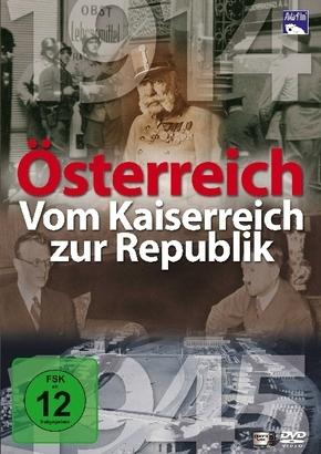 Österreich - Vom Kaiserreich zur Republik, 1 DVD