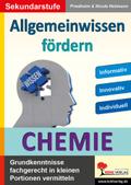 Allgemeinwissen fördern, Chemie