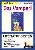 Renate Welsh: Das Vamperl, Literaturseiten