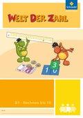 Welt der Zahl - Inklusionsmaterialien: Rechnen bis 10; H.B1